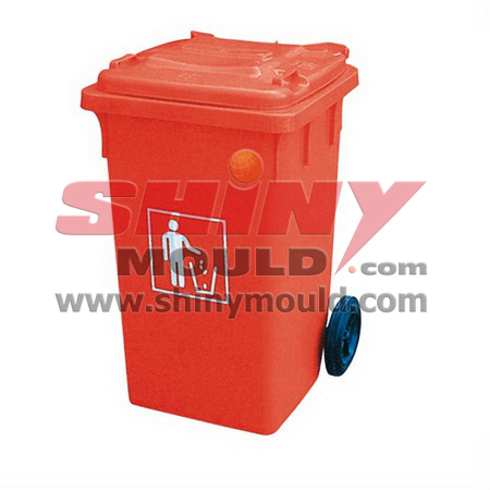 120l industrial bin moulds, garbage can m