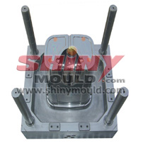 industrial molds, garbage can moulds 003