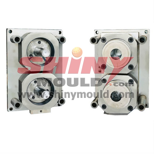 2 cavity food container mould