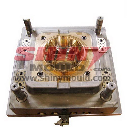 plastic container mould with copper 02
