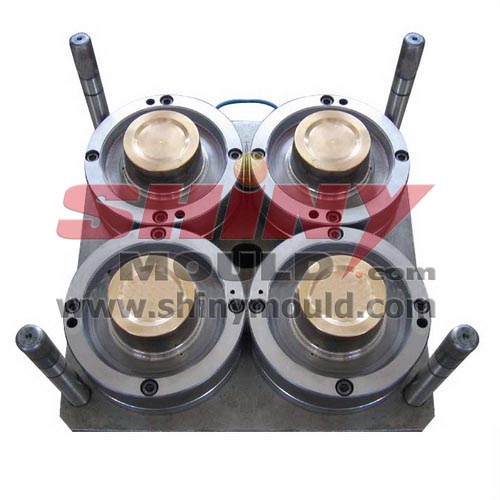 plastic container mould with copper 03