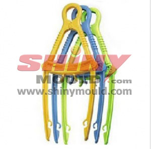 folding hanger mould, household items mou