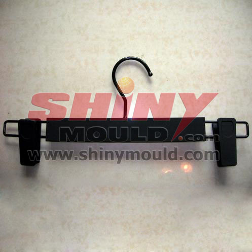 injection mold, plastic hanger