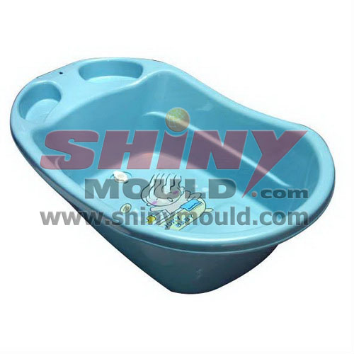 plastic baby basin mould