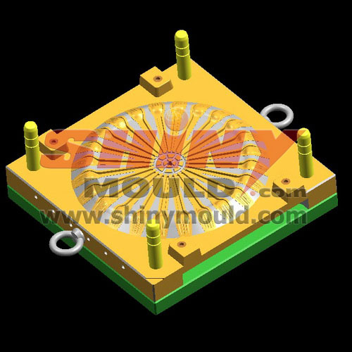 forks mould cavity