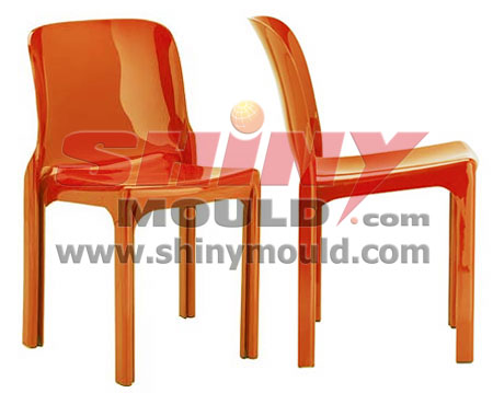 plastic chair mould , armless chair mould