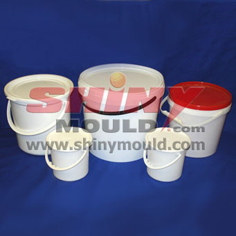 packaging mould, container molds, buckets