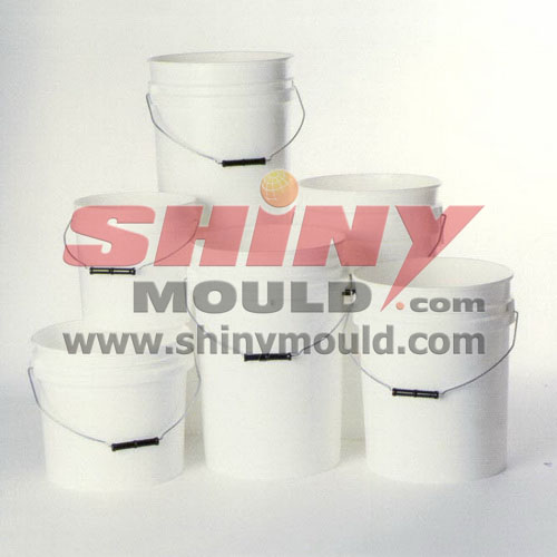 pail mould, packaging mould 01