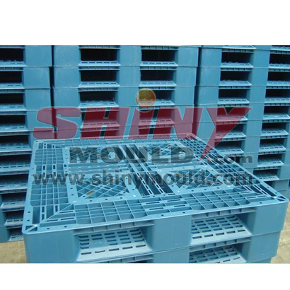 plastic pallet mould, nestable