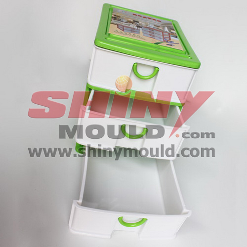 plastic drawer mould 01