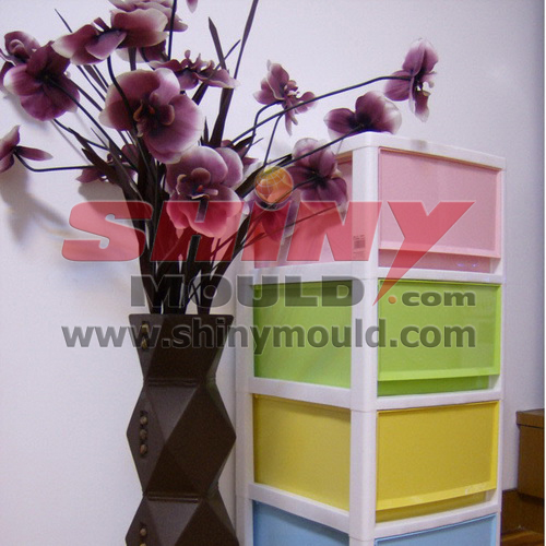 plastic drawer mould 05