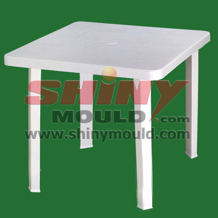 square table mould making
